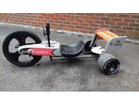 McLaren twist and go trike
