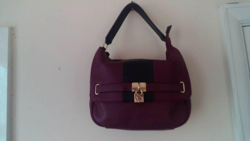 Ladies America Polo Handbag