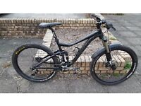 Price Drop Giant Trance 27.5 2 2014 Mountain Bike MTB Fox Full suspension Shimano