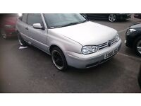 1999...VOLKSWAGEN GOLF CABRIOLET..CONVERTIBLE...AUTOMATIC...CHEAP CAR