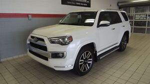 2015 Toyota 4Runner LIMITED CUIR-TOIT-NAVIGATION