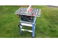 """Clake table saw 10"""" very good order"""