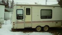 Must see* it like home but a fifth wheel trailer\camper