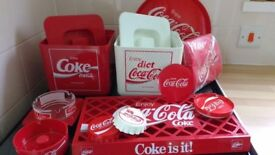 Coca Cola Bar Bundle - everything you need for house parties or summer BBQ's