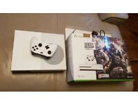 XBOX ONE S 1TB 4K Console with wireless controller, FULLY WORKING