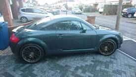 Reduced for quick sale AUDI TT
