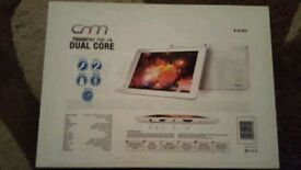 """CNM 7"""" DUAL CORE 16GB ANDROID TABLET WHITE BOXED"""
