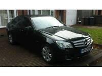 Mercedes C200 executive sat nav leather