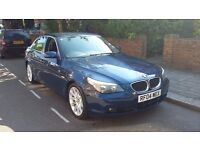 BMW 525d 04 2005 DIESEL 2.5 AUTO LADY OWNER QUICK SALE LEATHER INTERIOR FULL MOT