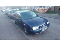 Swap or sale Volkswagen golf mk4 1.9 tdi