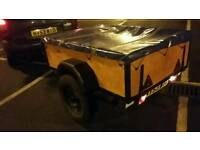5 X 4 trailer camping or tip runs