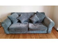 Beautiful BIG four seater sofa for sale