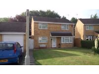 Double room to rent in a 4 bed detached house great area great tenants close to uni and local shop