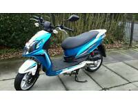 Scooter - Sym Jet 4 50cc as new
