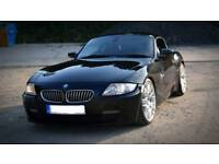 """Bmw z4 coupe e86 3.0si, KW Coilovers, 19"""" M359 wheels"""