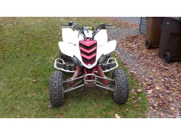 Used 2003 Yamaha raptor 660