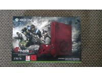 XBOX One Limited edition Gears Of War 4