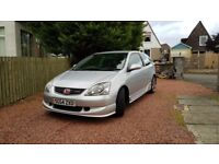 Honda Civic EP3 Type R 2004 for sale