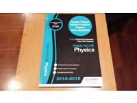 Higher for CfE Physics - Hodder Gibson Model Practice Papers with Answers 2014-2015