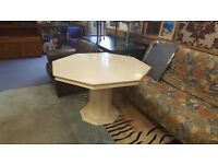 Octagonal Dining Table