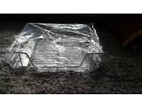 PULLOUT WIRE BASKET CHROME