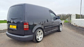 2011 MODDED CADDY TDi RARE TAILGATE....MAY P/X SWAP