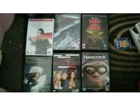 Dvds some new and sealed