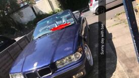 Bmw E36 328i convertible CLEAN IN AND OUT !!