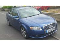 Cheap 2006 Audi A4 S Line With Full Leathers