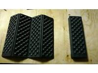 Sponge seat matt