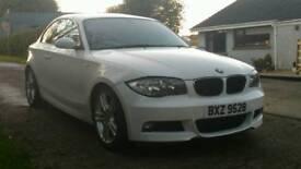 BMW 120d M-Sport Coupe Full MOT