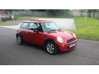 Mini hatch one 2005 long Mot drive great