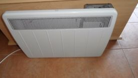 Dimplex PLX 1000Ti Wall mounted Panel/Convector heater with timeclock £50