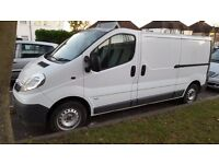 Vauxhall Vivaro LWB,109234 miles,2 owners full service history,£5000NoVATtoPAY