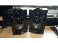 Panasonic sc-akx400 speaker's