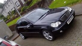2005 Mercedes C class Diesel great condition