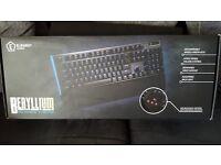 Element Gaming Beryllium Mechanical RED Switch Gaming Keyboard