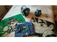 Ben 10 bedroom bundle