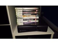 Xbox 360 250gb console bundle