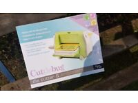 Brand new - Cuttlebug die cutter and embosser.