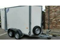 Ifor williams bv85g / np . Trailer