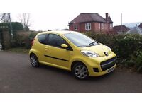 2009 59 Peugeot 107 Urban - Only 56000 Miles - Low Insurance - Like Toyota Aygo/Citroen C1