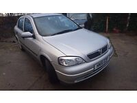 astra 1.4 petrol, full mot , ideal first car £425 ono can deliver locally