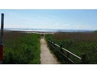 -great value-starter caravan on the solway coast-no site fees to pay-£13,995