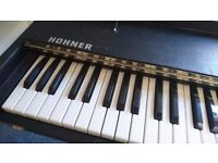 Hohner Pianet T Electric Piano - Classic, Retro, Vintage, Passive Keyboard, PianetT with Stand