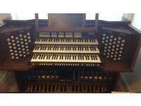 Ahlborn AG3200DK digital church organ