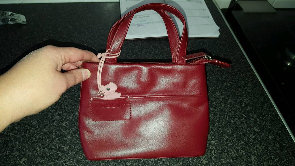 Small Radley handbag hardly used