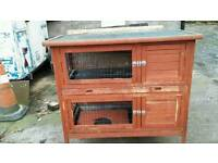 For sale rabbit hutches