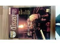 Hal Leonard The Doors keyboard play a long book and CD