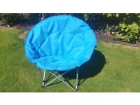 Camping / moon chairs - 2 available £10 each